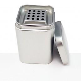 Quadrat Premium Gewürztreuer mit Aromaschutzdeckel